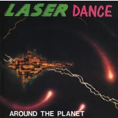 Laserdance - Around The Planet - CD