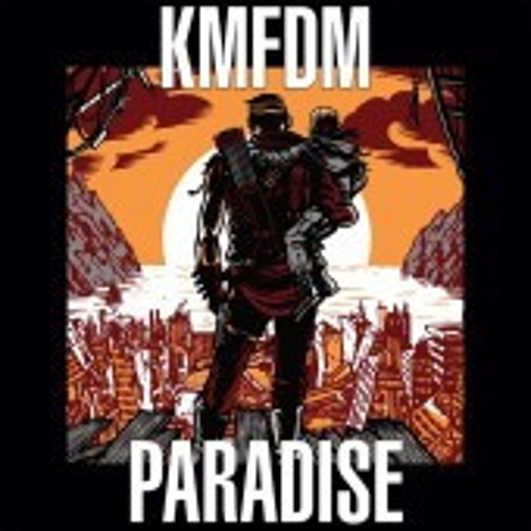 KMFDM - Paradise - CD