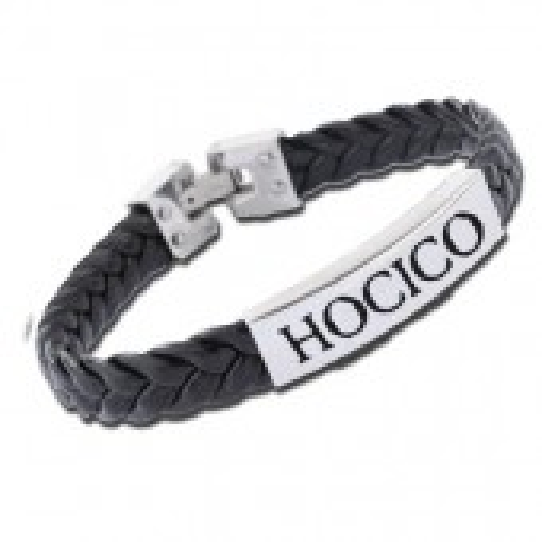 Hocico - Schrift - Armband