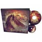 "Evergrey - Escape Of The Phoenix (Limited Artbook) - CD+7"" Single"