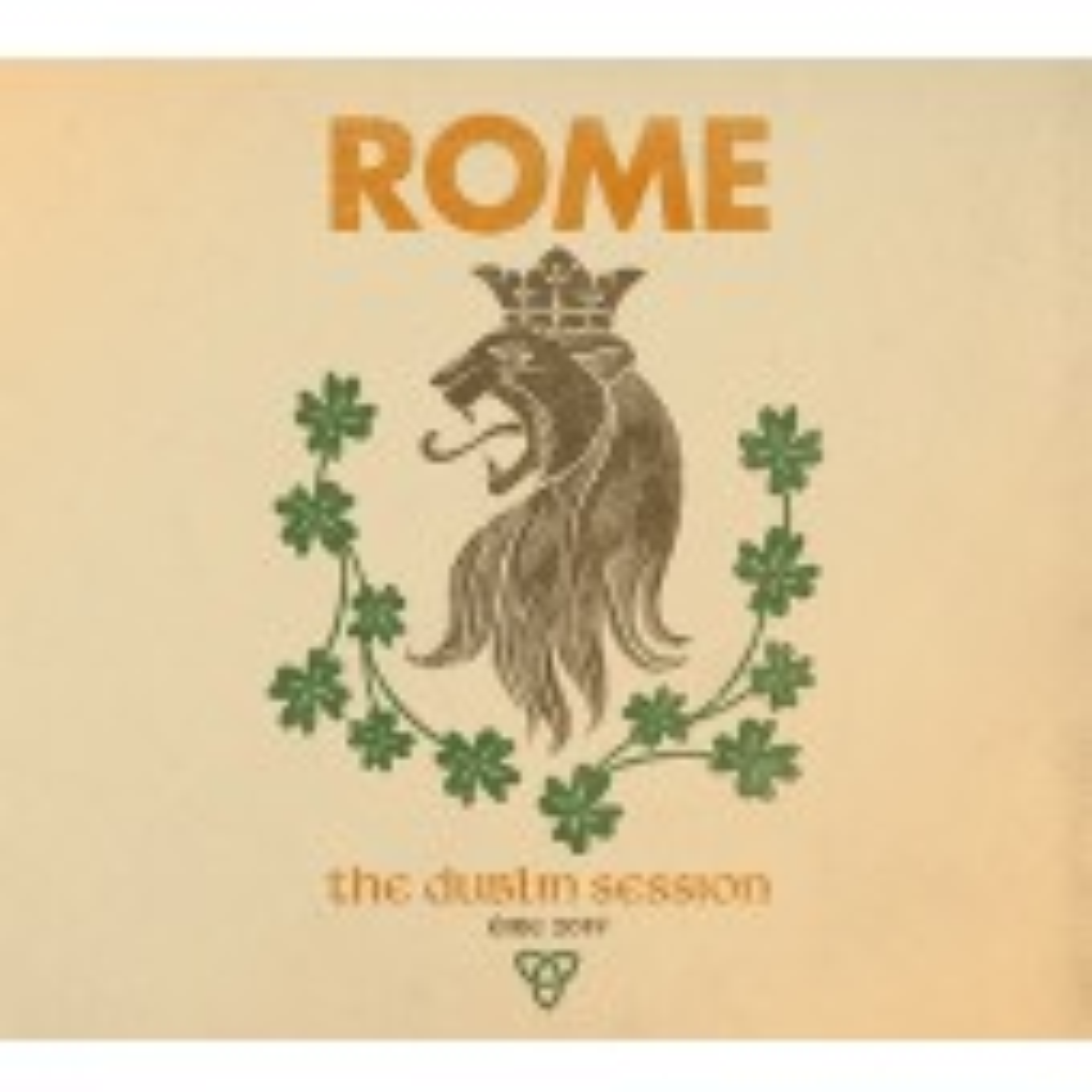 Rome - The Dublin Session - CD