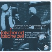 V.A. -  	Falscher Ort,falsche Zeit 02 - Power-Pop & Mod in Germany, Austria & Switzerland - CD