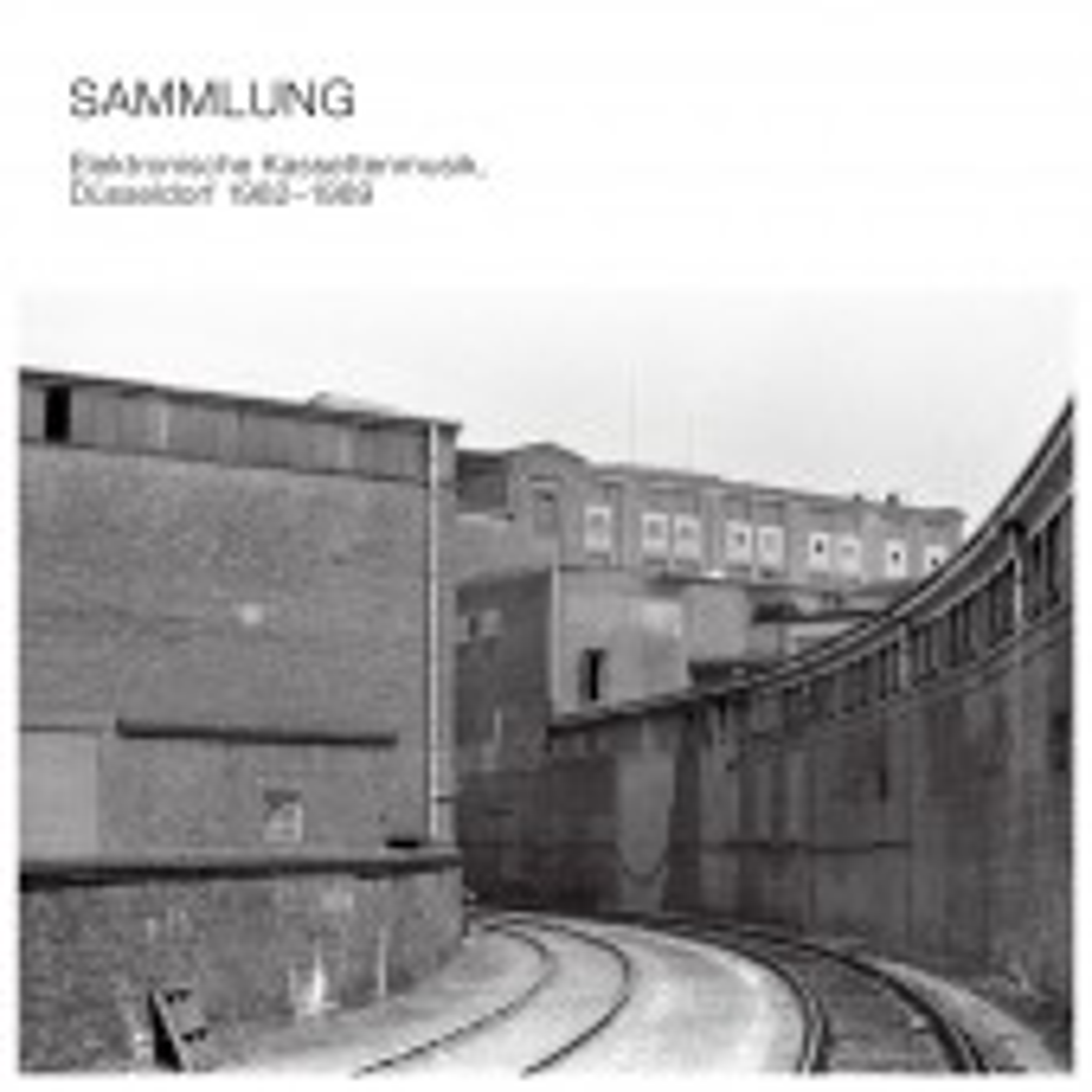 V.A. - Sammlung-Elektronische Kassettenmusik - Düsseldorf 1982-1989 - CD