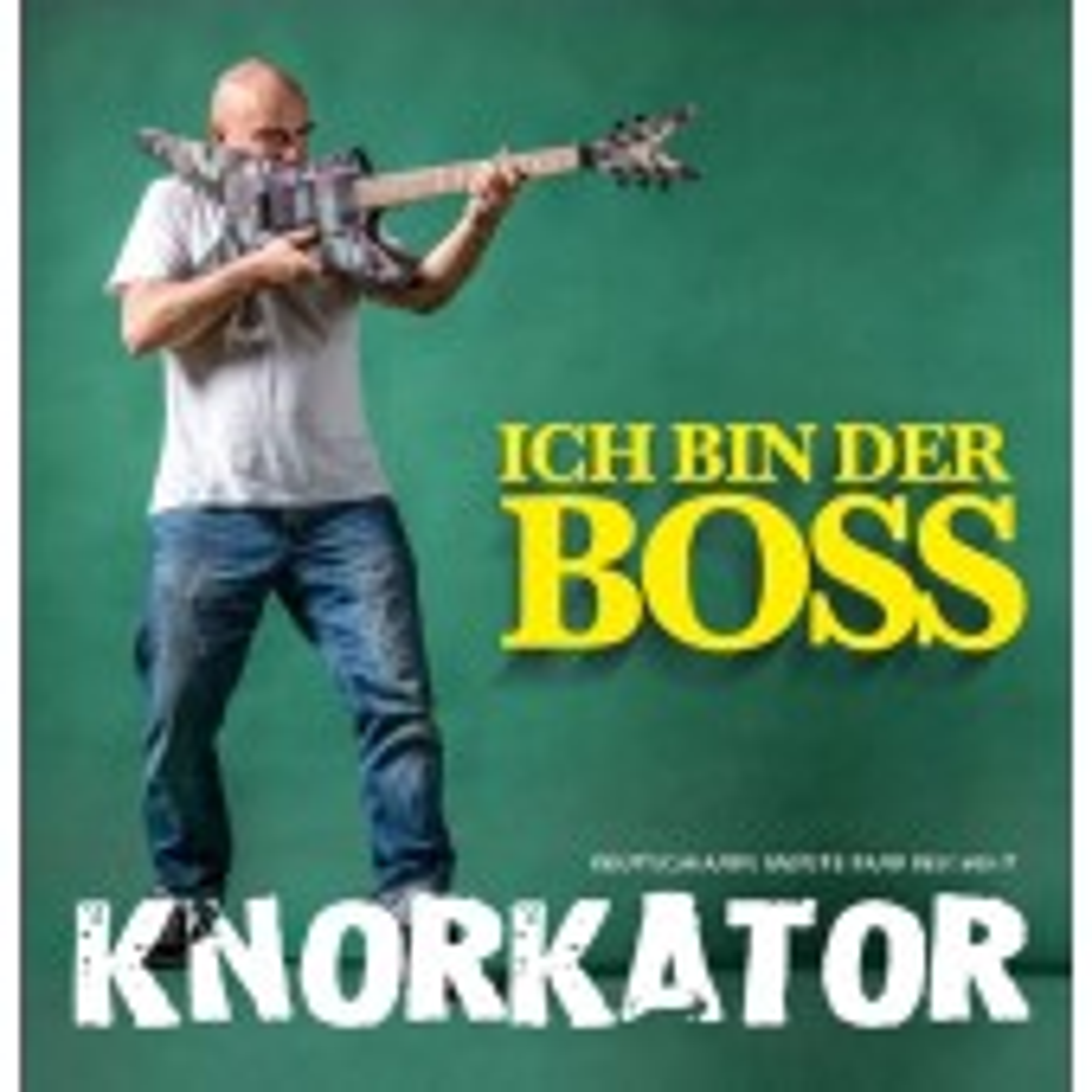 Knorkator - Ich Bin Der Boss (Prächtige Fanbox) - CD+DVD+BUCH