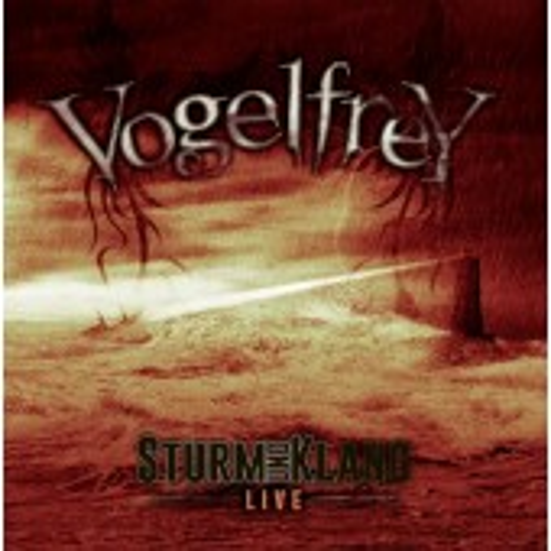 Vogelfrey - Sturm und Klang Live - CD+DVD