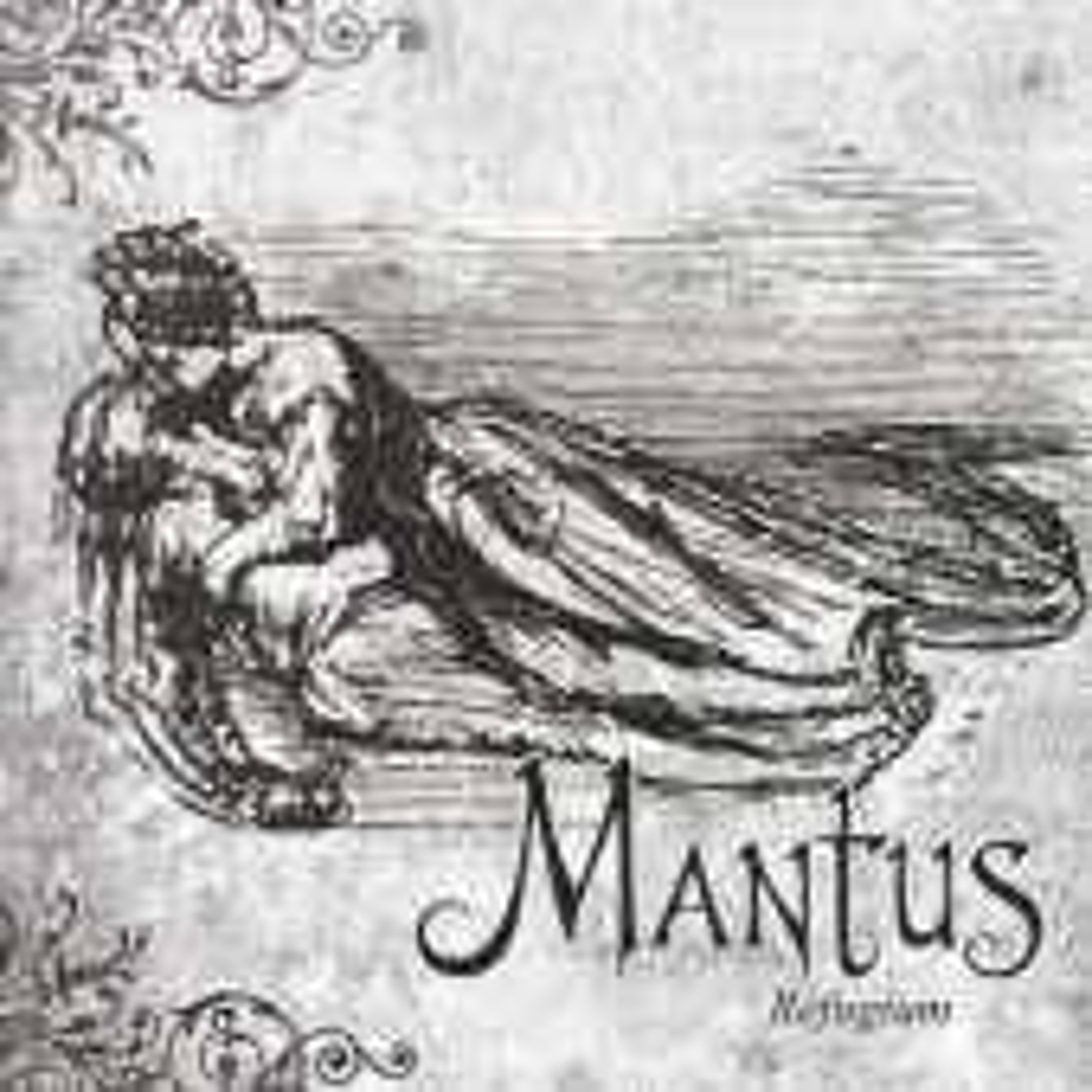 Mantus - Refugium - CD