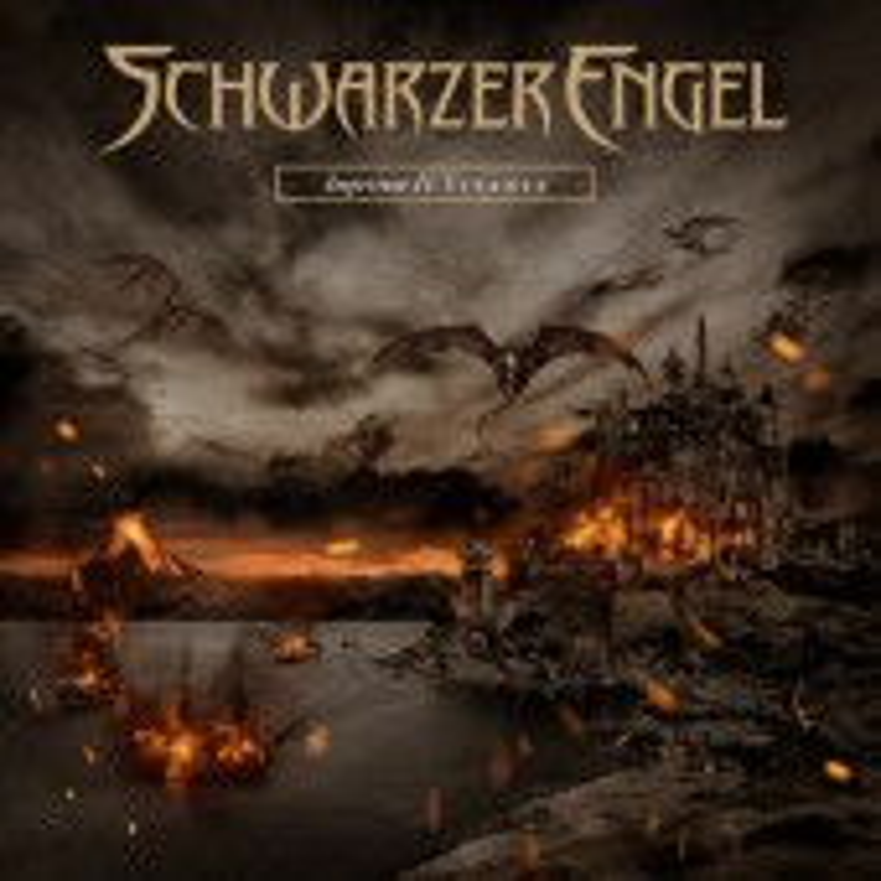 Schwarzer Engel - Imperium II-Titania - CD