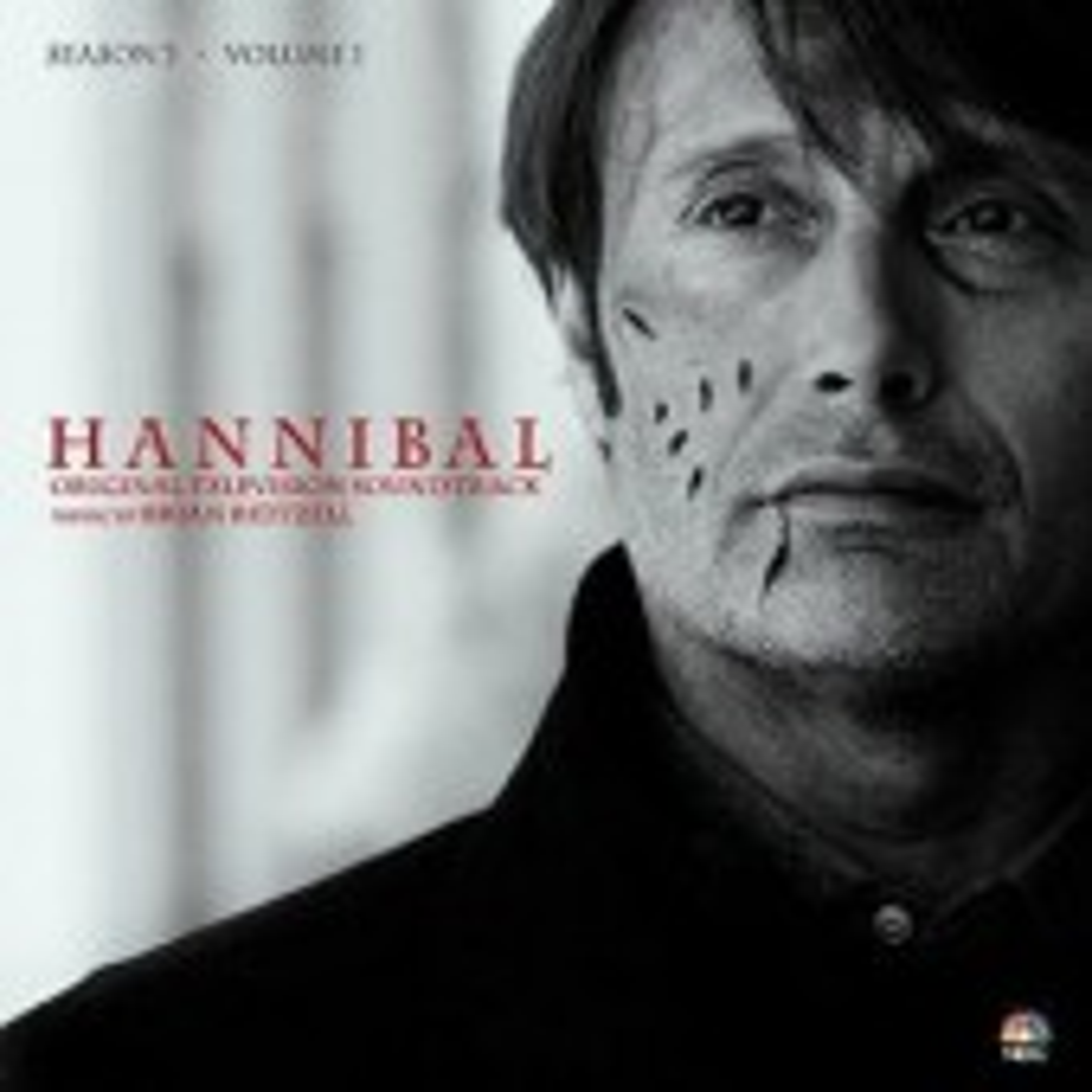 Brian Reitzell - Hannibal O.S.T.-Season 3,Vol.1 - 2LP