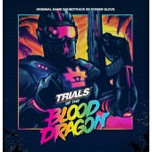 Power Glove - Trials Of The Blood Dragon (OST) - CD