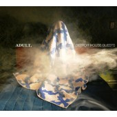 Adult - Detroit House Guests - CD
