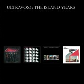 Ultravox - The Island Years - CD Box - 4 CD Box