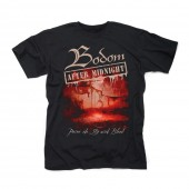 Bodom After Midnight - Paint the Sky with Blood - T-Shirt