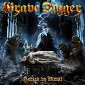 Grave Digger - Healed By Metal - CD