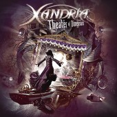 Xandria - Theatre of Dimensions - CD
