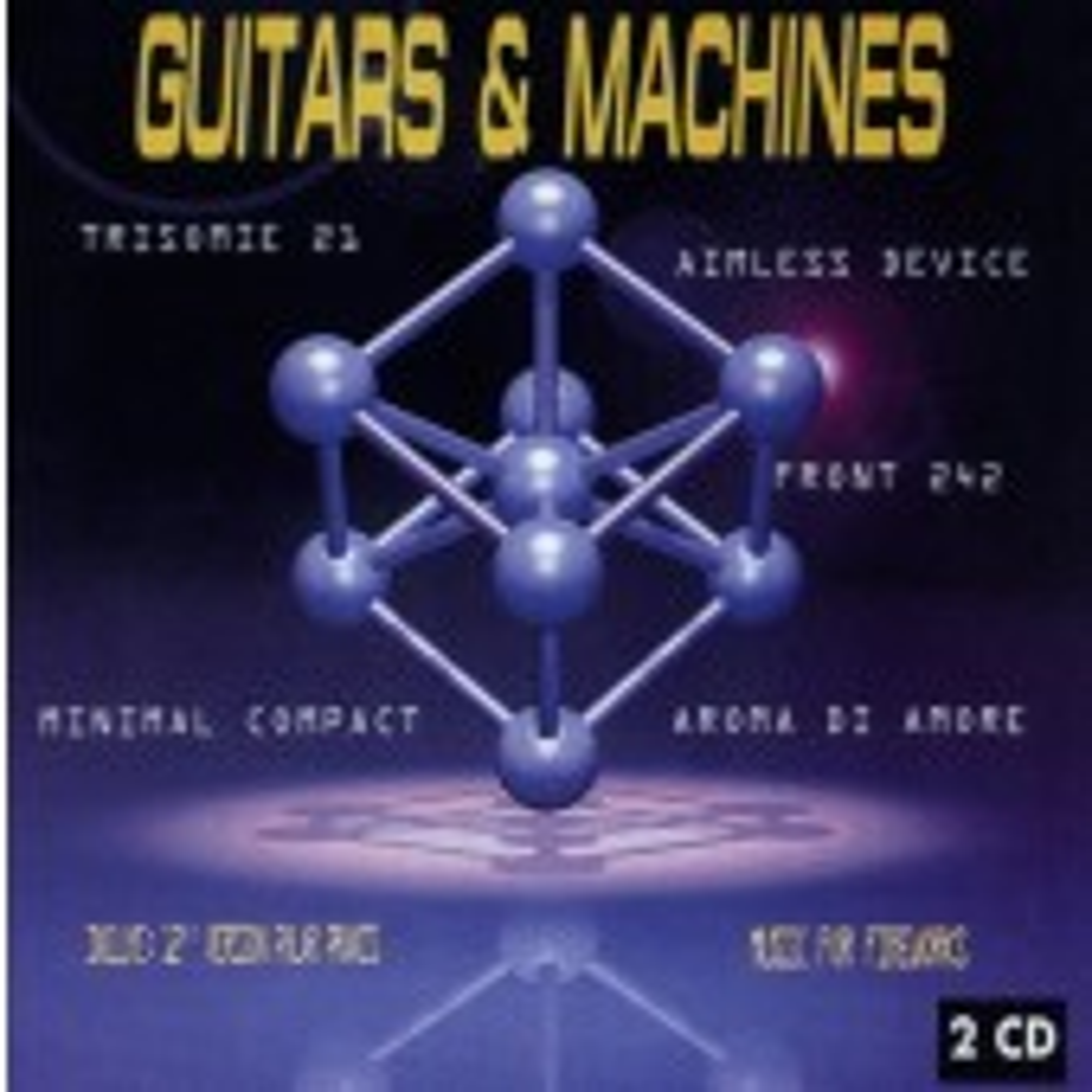 V.A. - Guitars & Machines - 2LP