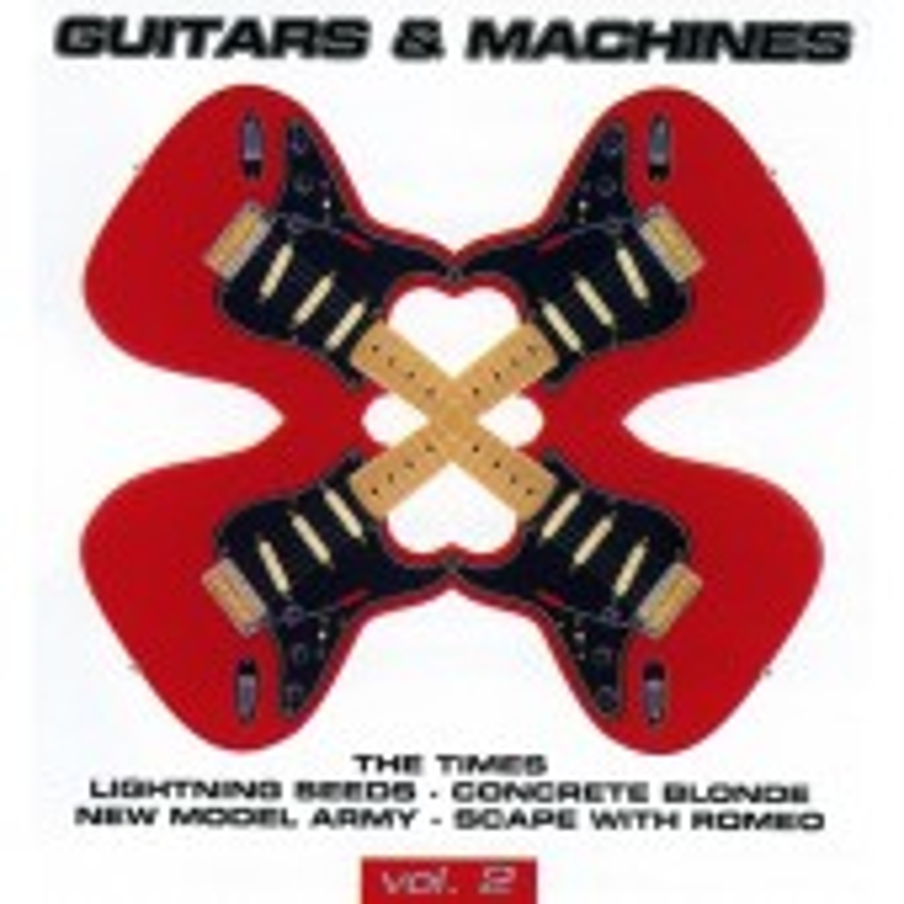 V.A. - Guitars & Machines vol. 2 - 2CD