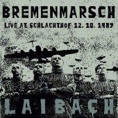 Laibach - Live at Schlachthof 12.10.1987 (Limited Edition) - LP+CD
