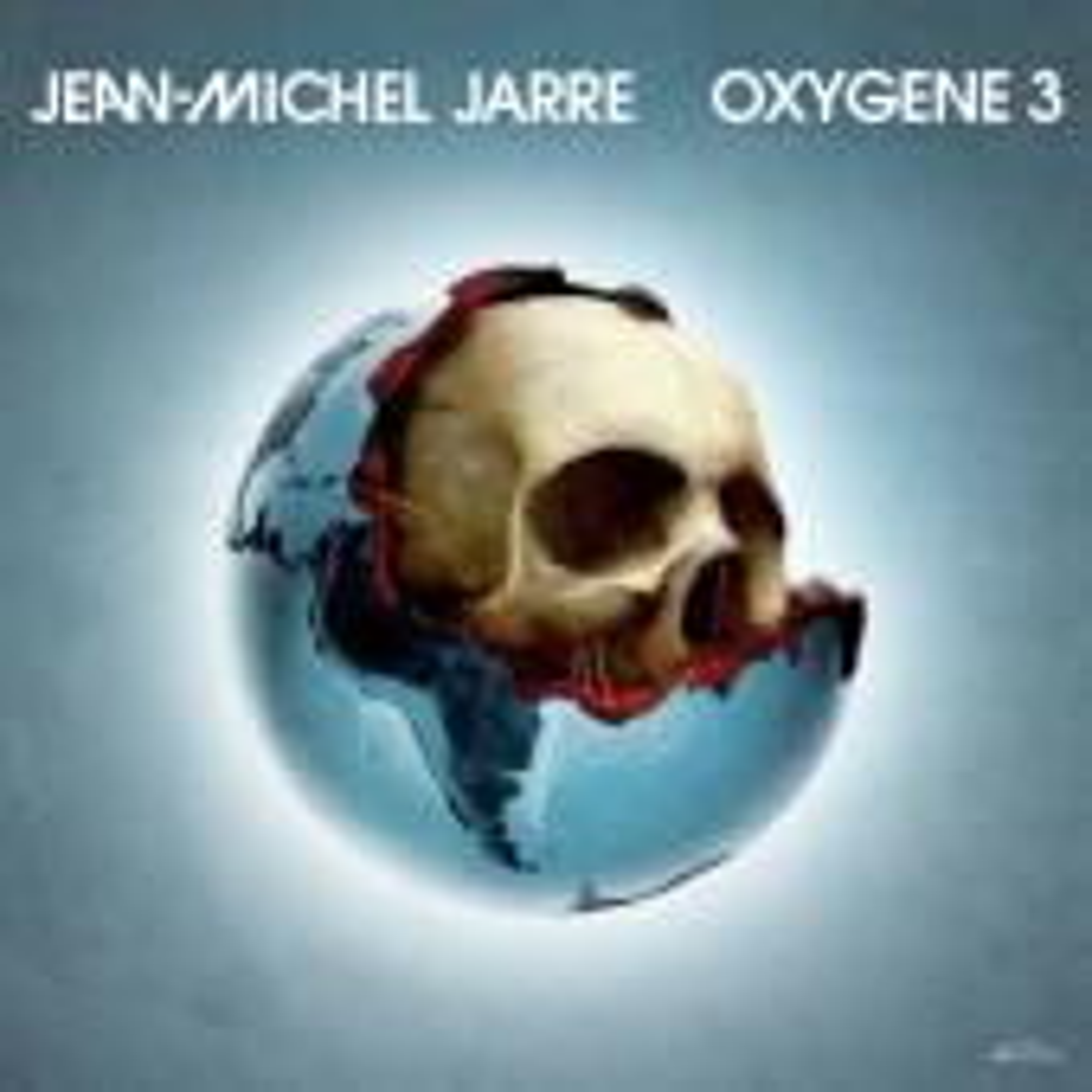 Jean Michel Jarre - Oxygene 3 - LP