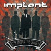 Implant - The productive Citizen - CD