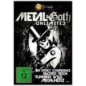 V.A. - Metal & Goth Unlimited - DVD