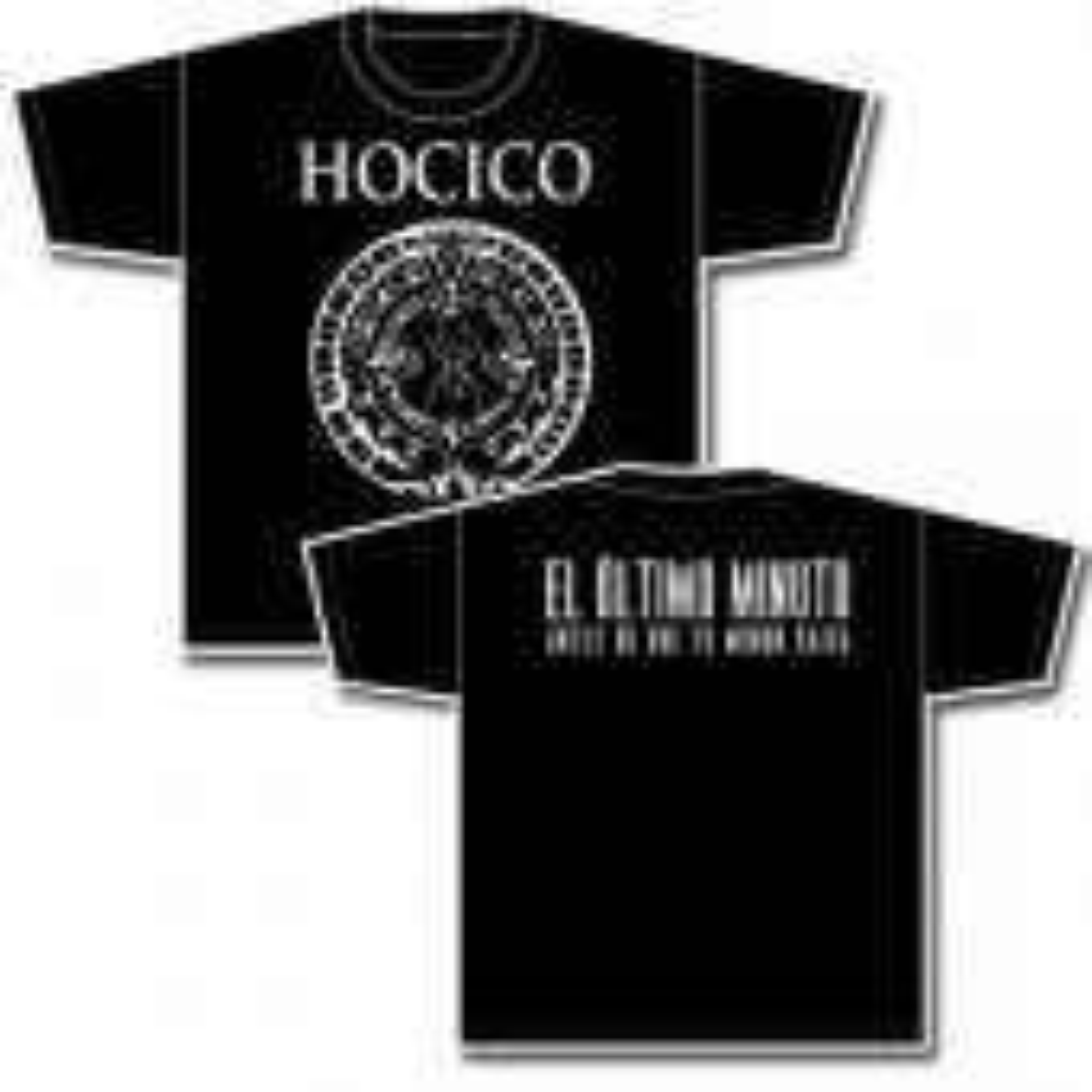 Hocico - El Ultimo Minuto#### - T-Shirt