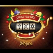 X-In June - Choose Your God - CD