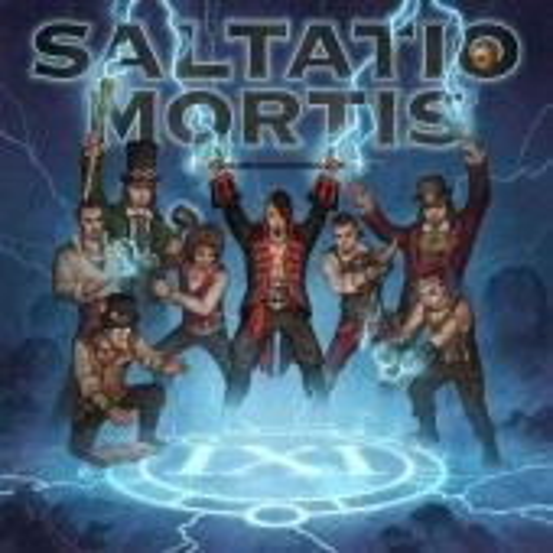 Saltatio Mortis - Das Schwarze Einmaleins - CD