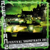 Various Artists - Resistanz Festival Soundtrack 2013 - CD