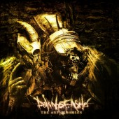 Dawn Of Ashes - The Antinomian - CD