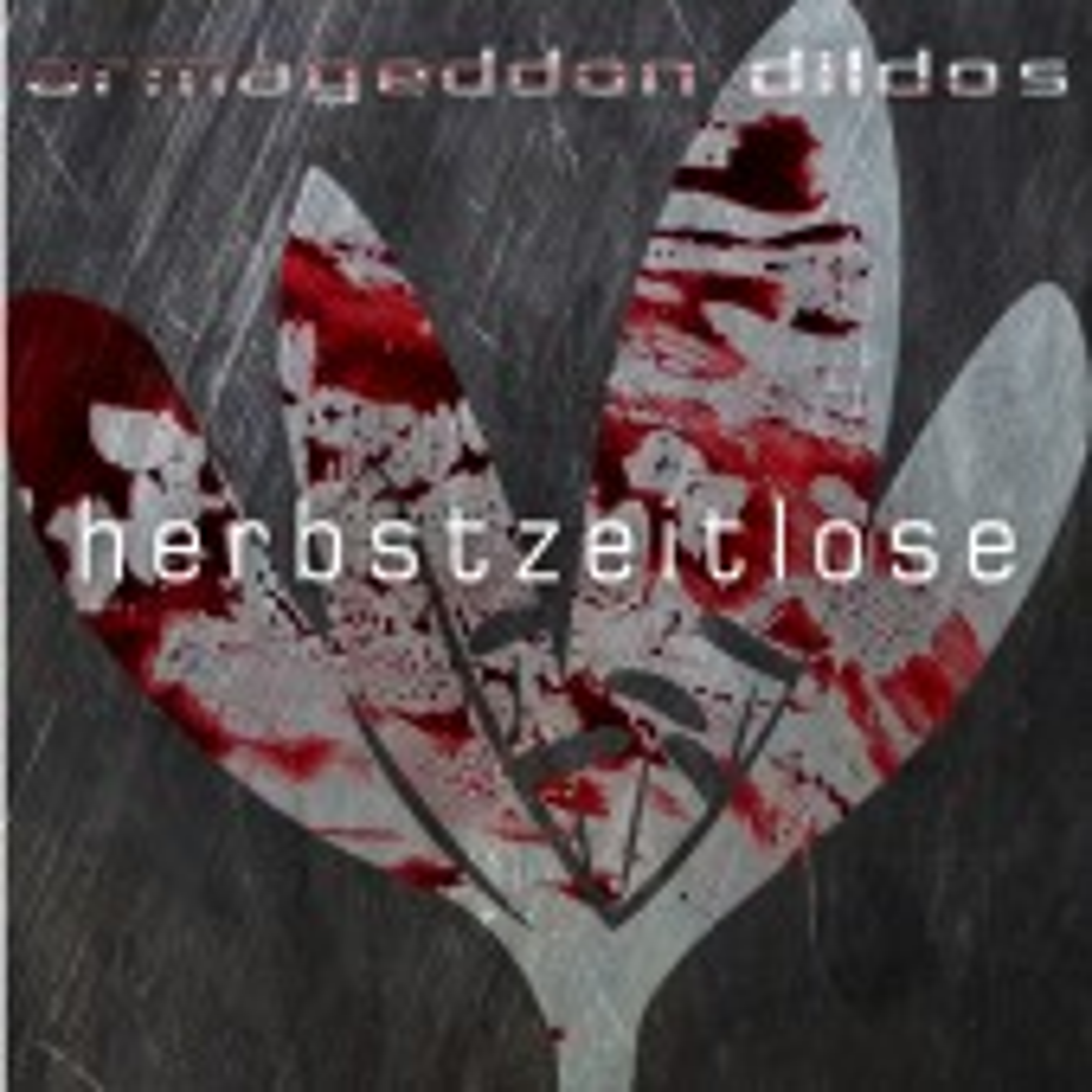 Armageddon Dildos - Herbstzeitlose - Ltd. MCD