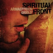 Spiritual Front - Armageddon Gigolo (Limited Edition) - 2CD Book