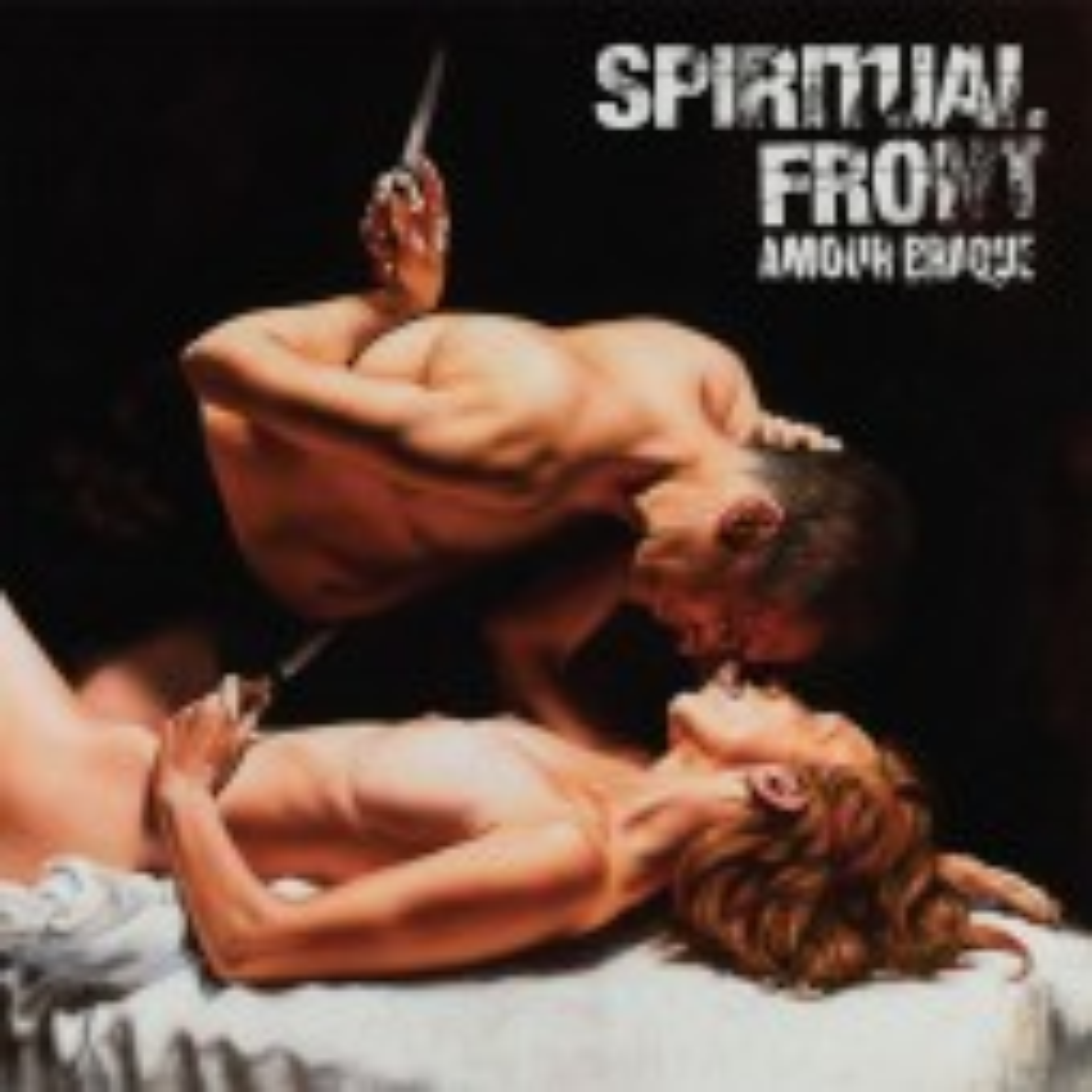 Spiritual Front - Amour Braque (Black Vinyl) - LP