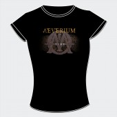 Aeverium - Time/Zahnrad - Girlie-Shirt