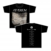 Aeverium - European Tour 2016 - T-Shirt