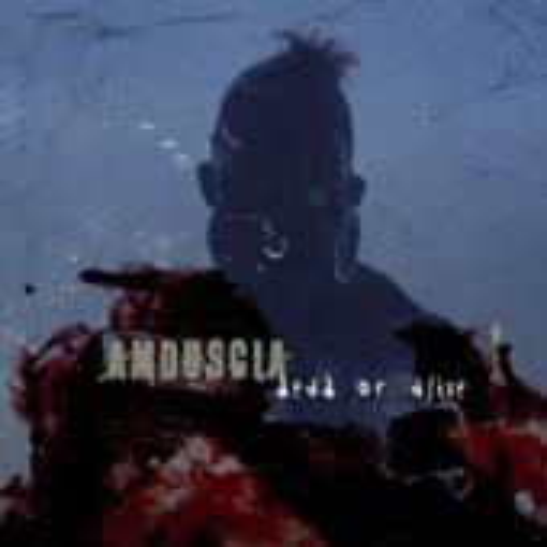 Amduscia - Dead Or Alive - CD