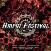 V.A. - Amphi Festival 2016 - CD