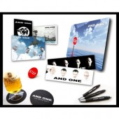 And One - S.T.O.P. (Home Box) - Box Set - Ltd. Box Set