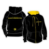 And One - Black Generation - Deluxe Kapuzenjacke