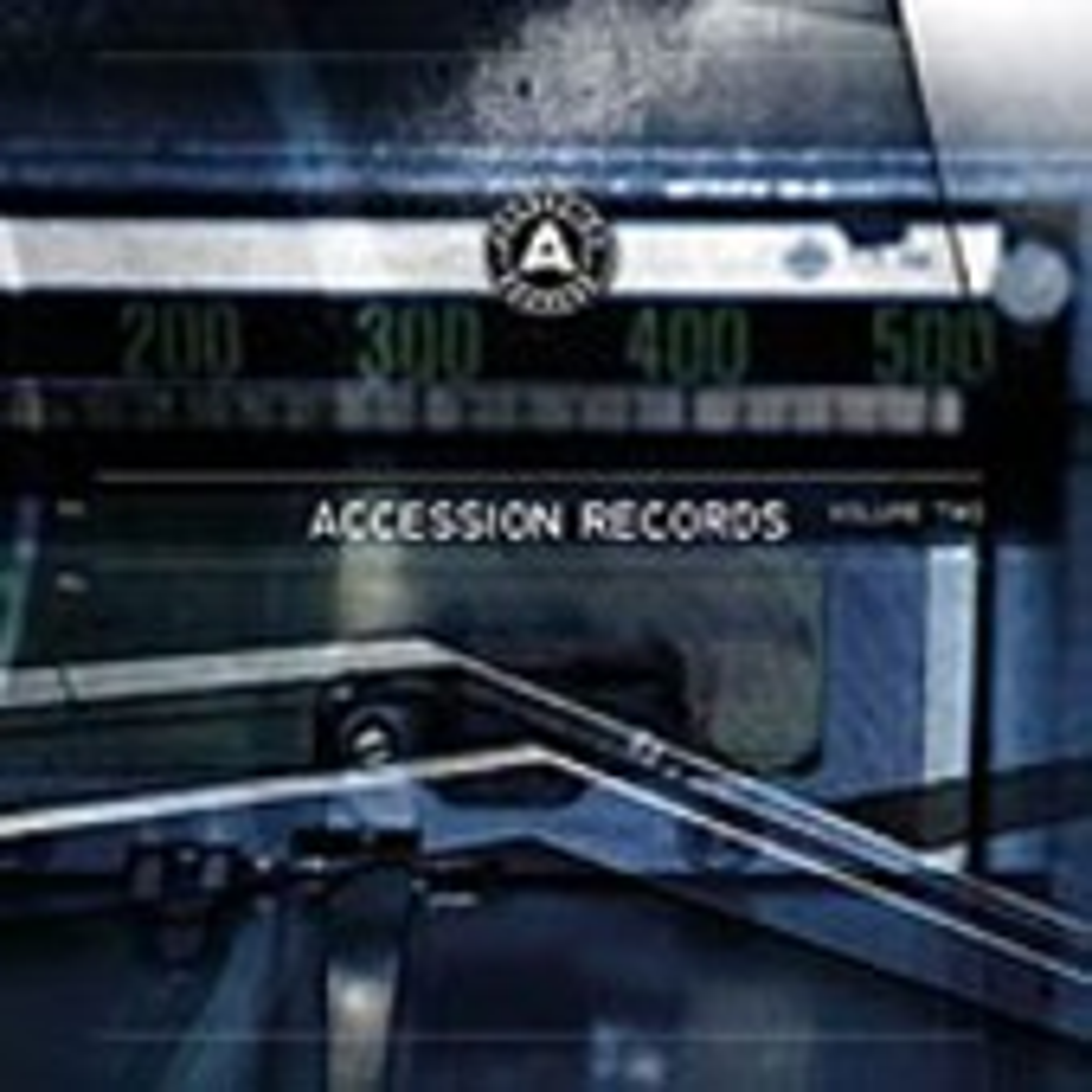 V.A. - Accession Records Vol. 2 - CD