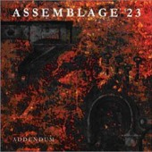 Assemblage 23 - Addendum - CD