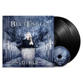 Blutengel - Leitbild (Limited BLACK Vinyl) - 2LP+CD