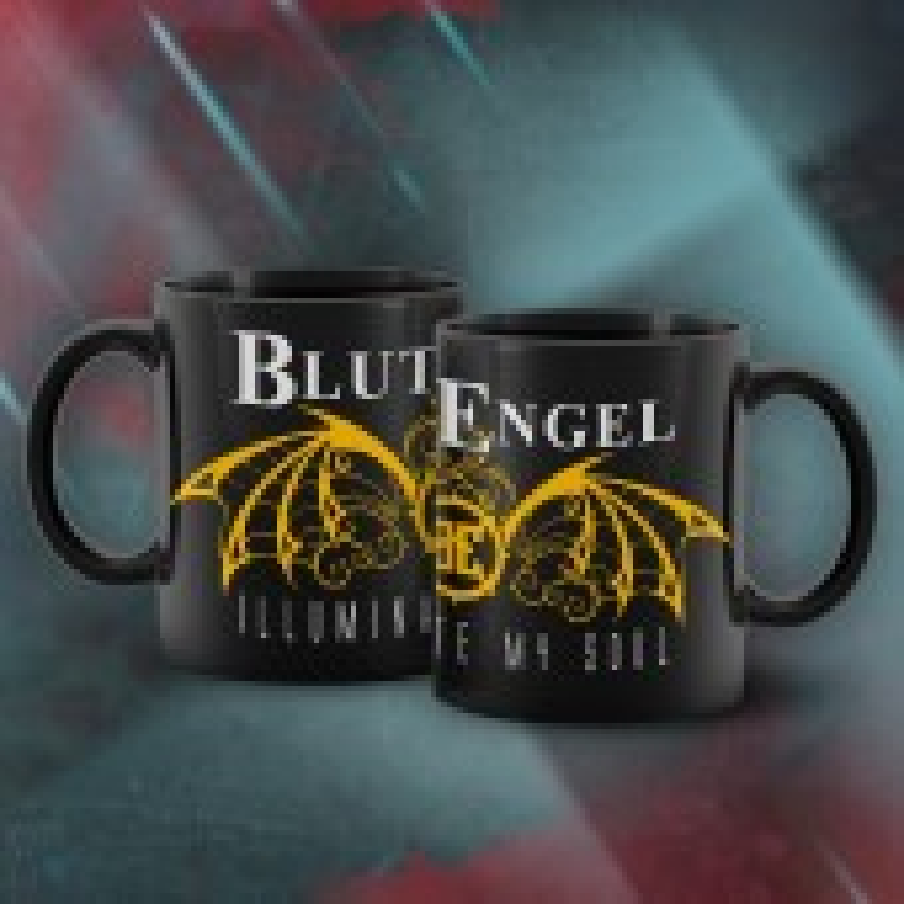 Blutengel - Illuminate My Soul - Tasse/Mug