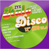 "V.A. - ZYX Italo Disco 12"" Hits Vol.4 - 2CD"