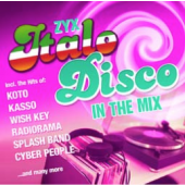 V.A. - ZYX Italo Disco In The Mix - CD