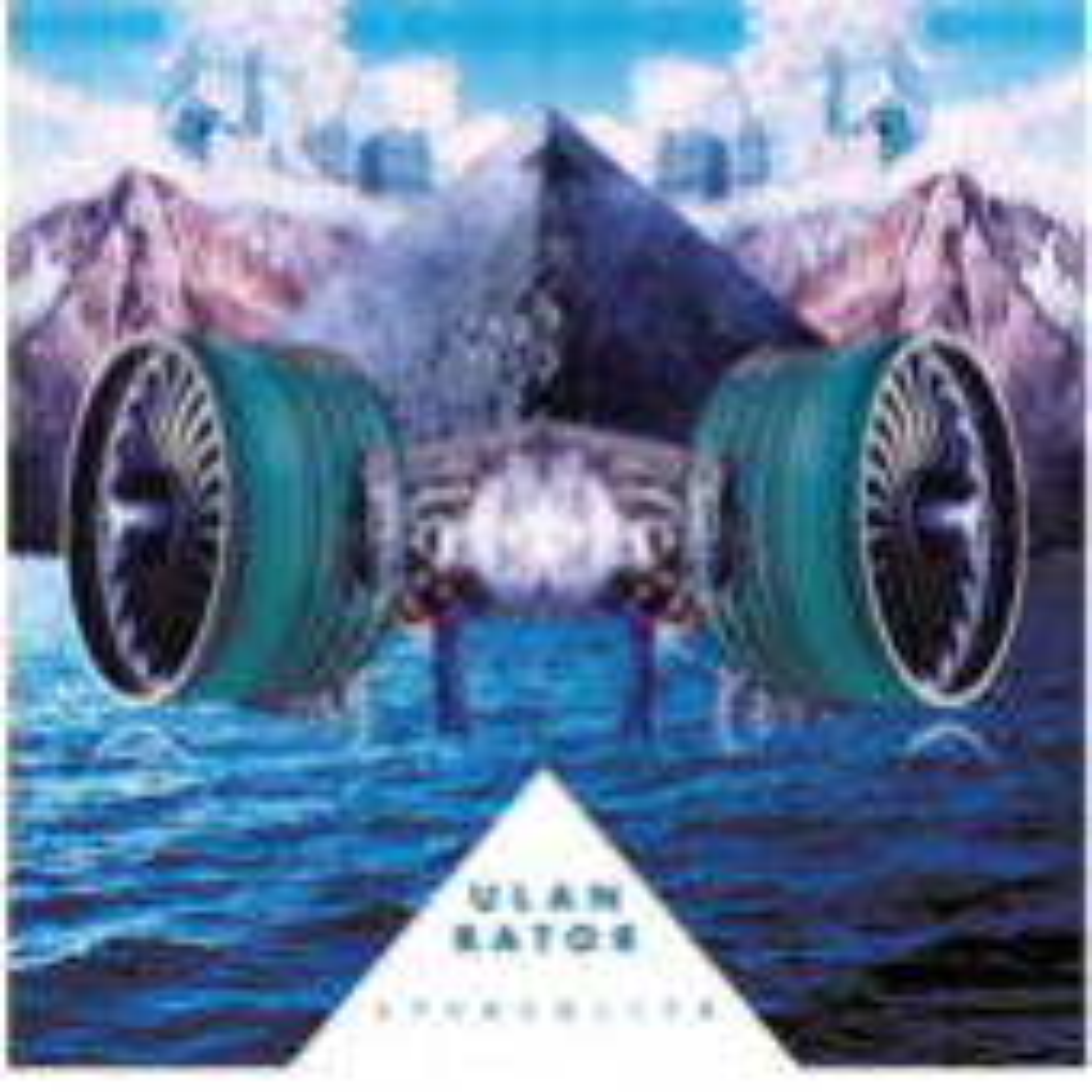 Ulan Bator - Stereolith - LP+CD