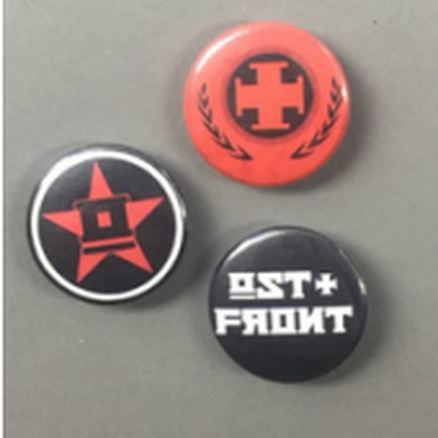 Ost+Front - Button Bundle 2020