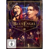 Blutengel - A Special Night Out (Limited Edition) - DVD+CD