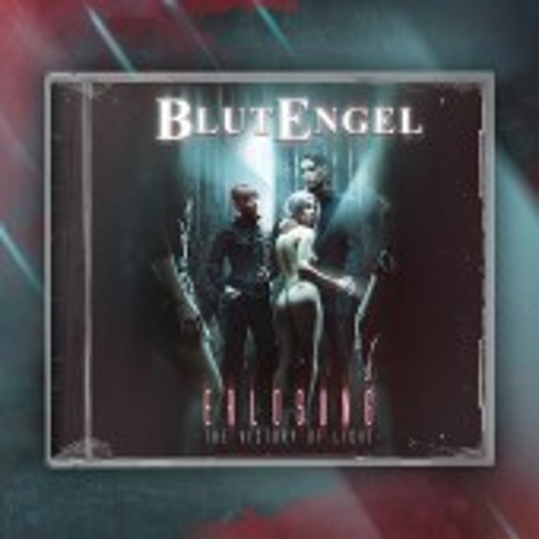 Blutengel - Erlösung - The Victory Of Light - CD