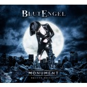 Blutengel - Monument - 2CD - DigiPak 2CD (B-Ware!)