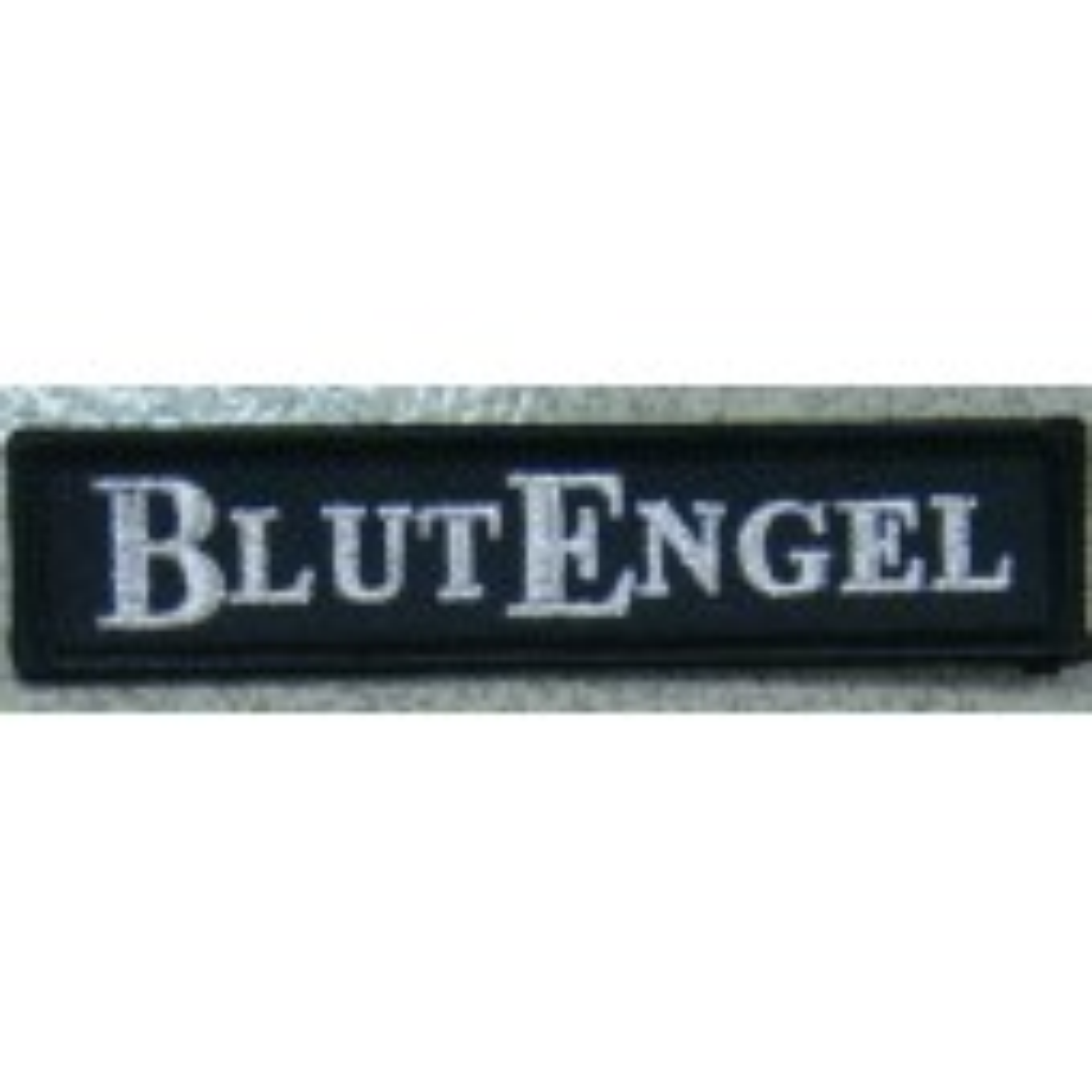 Blutengel - Schrift 2012 - Aufnäher